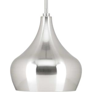 Onion LED Pendant - 10.75 Inch Height - Pendants Light - 1 Light - Line Voltage