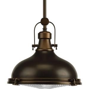 Fresnel Pendant 1 Light