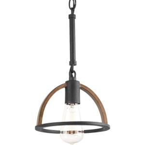 Trestle - 14.75 Inch Height - Pendants Light - 1 Light - Line Voltage