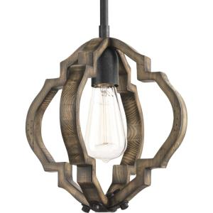 Spicewood - 11 Inch Height - Pendants Light - 1 Light - Line Voltage