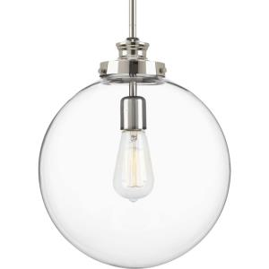Penn - 15 Inch Height - Pendants Light - 1 Light - Line Voltage