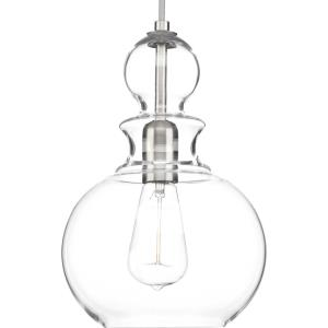"Staunton - 12.75"" One Light Pendant"