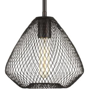 Mesh Mini-Pendant 1 Light