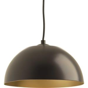 "Dome - 10"" 9W 1 LED Pendant"