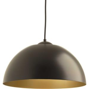 Dome LED - Pendants Light - 1 Light in Modern style - 16 Inches wide by 8.88 Inches high