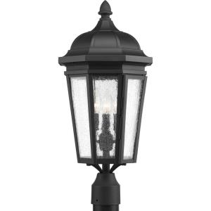Verdae - Three Light Outdoor Post Lantern