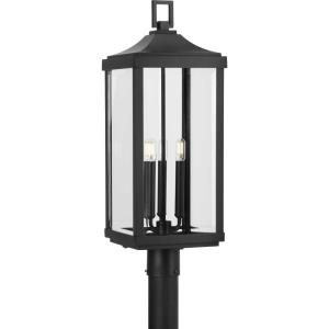 Gibbes Street - 26.875 Inch Height - Outdoor Light - 3 Light - Line Voltage - Wet Rated