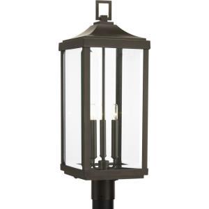 Gibbes Street - Three Light Outdoor Post Lantern
