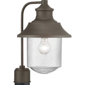 Weldon - One Light Outdoor Post Lantern