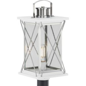 Barlowe - Outdoor Light - 1 Light in Farmhouse style - 9 Inches wide by 20 Inches high