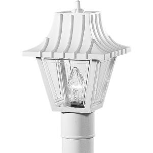 Mansard - One Light Outdoor Post