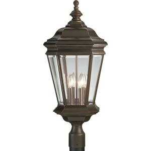 Crawford - Four Light Outdoor Post Lantern