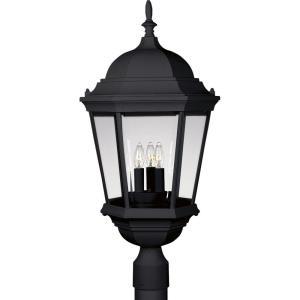 Wellbourne - Three Light Outdoor Post