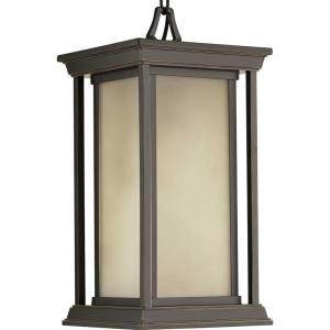 Endicott - Outdoor Light - 1 Light in Modern Craftsman and Modern style - 7.38 Inches wide by 15.25 Inches high