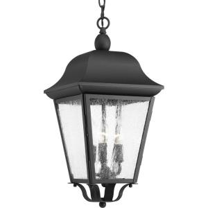 Kiawah - Outdoor Light - 3 Light in Coastal style - 9.5 Inches wide by 19.63 Inches high