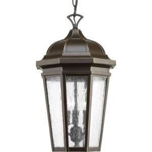 Verdae - 18.375 Inch Height - Outdoor Light - 3 Light - Line Voltage - Damp Rated