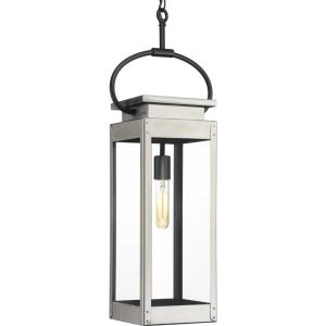 Union Square - Outdoor Light - 1 Light in Farmhouse style - 7 Inches wide by 27.38 Inches high
