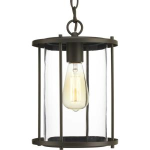 Gunther - Outdoor Light - 1 Light in Farmhouse style - 8 Inches wide by 12 Inches high