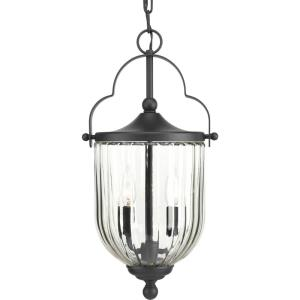 McPherson - 19 Inch Height - Outdoor Light - 2 Light - Globe Shade - Line Voltage - Damp Rated