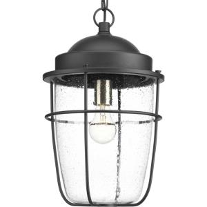 Holcombe - Outdoor Light - 1 Light in Coastal style - 10.5 Inches wide by 16.75 Inches high