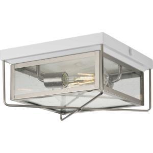 Barlowe - 2 Light Outdoor Flush Mount