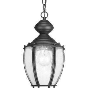 Roman Coach - Outdoor Light - 1 Light - Curved Panels Shade in Traditional style - 7 Inches wide by 13 Inches high