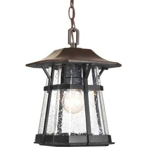 Derby - 12.375 Inch Height - Outdoor Light - 1 Light - Line Voltage - Damp Rated