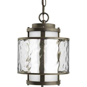 Bay Court - One Light Outdoor Hanging Lantern