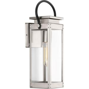 Union Square - Outdoor Light - 1 Light in Farmhouse style - 6.5 Inches wide by 15.88 Inches high