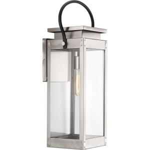 Union Square - Outdoor Light - 1 Light in Farmhouse style - 9.75 Inches wide by 23.63 Inches high