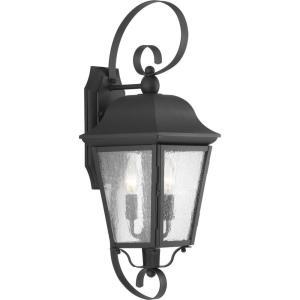 Kiawah - Two Light Outdoor Med Wall Lantern