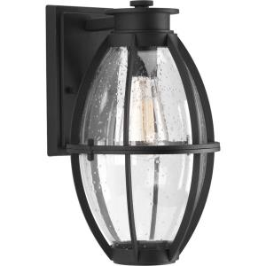 Pier 33 - 13 Inch Height - Outdoor Light - 1 Light - Globe Shade - Line Voltage - Wet Rated