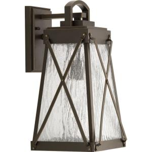 Creighton - Outdoor Light - 1 Light in Farmhouse style - 8.38 Inches wide by 15.75 Inches high