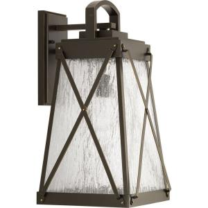 Creighton - Outdoor Light - 1 Light in Farmhouse style - 10.5 Inches wide by 19.25 Inches high