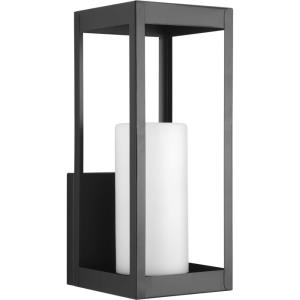 Patewood - Outdoor Light - 1 Light in Farmhouse style - 7 Inches wide by 17.38 Inches high