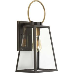 Barnett - Outdoor Light - 1 Light in Coastal style - 9 Inches wide by 18.88 Inches high