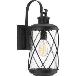 Hollingsworth - Outdoor Light - 1 Light in Farmhouse style - 8 Inches wide by 19 Inches high