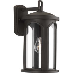 Gables - Outdoor Light - 1 Light - Cylinder Shade in Coastal style - 5.88 Inches wide by 11.38 Inches high