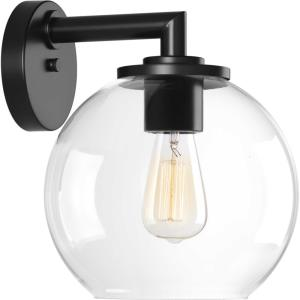 Globe - One Light Outdoor Wall Lantern