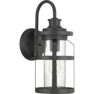 Haslett - Outdoor Light - 1 Light in Farmhouse style - 7.5 Inches wide by 18.13 Inches high