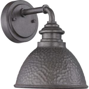 Englewood - Outdoor Light - 1 Light in Farmhouse style - 8 Inches wide by 9.75 Inches high