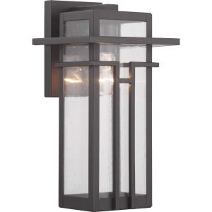 Boxwood - Outdoor Light - 1 Light in Modern Craftsman and Modern Mountain style - 7.63 Inches wide by 14.13 Inches high