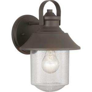 Weldon - Outdoor Light - 1 Light in Farmhouse style - 8 Inches wide by 11.88 Inches high