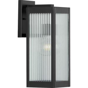 Felton - Outdoor Light - 1 Light in Modern Craftsman and Urban Industrial style - 5.63 Inches wide by 15.38 Inches high