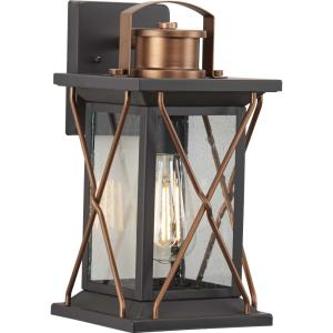 Barlowe - Outdoor Light - 1 Light in Farmhouse style - 6.5 Inches wide by 13 Inches high