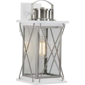 Barlowe - Outdoor Light - 1 Light in Farmhouse style - 7.5 Inches wide by 16 Inches high