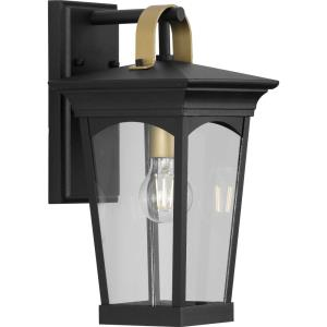 Chatsworth - Outdoor Light - 1 Light in New Traditional and Transitional style - 7.5 Inches wide by 14.25 Inches high