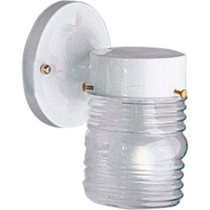 Utility Lantern - Outdoor Light - 1 Light in Traditional style - 4.5 Inches wide by 7.25 Inches high
