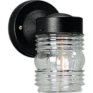 Utility Lantern - 7.25 Inch Height - Outdoor Light - 1 Light - Line Voltage - Wet Rated