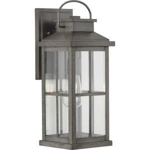 Williamston - 1 Light Outdoor Large Wall Lantern